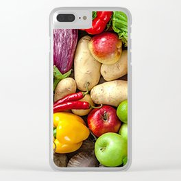 Edible Clear iPhone Case