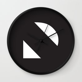 D issected Wall Clock