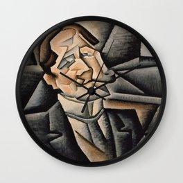 Juan Gris - Digital Remastered Edition - Juan Legua Wall Clock