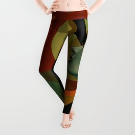 Technicolor, Looking to the other side Leggings