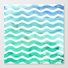 Sea Canvas Print