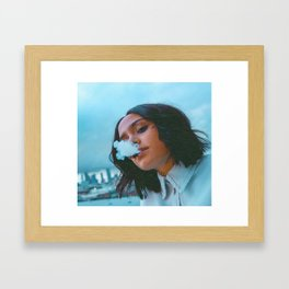 Kehlani 16 Framed Art Print