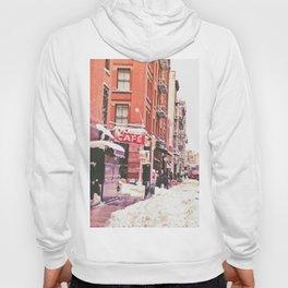New York City Snow Soho Hoody