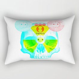 Fukushima - mon amour 2013 Rectangular Pillow