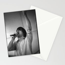 John Maus (35mm, FYF Festival, 2012) Stationery Cards