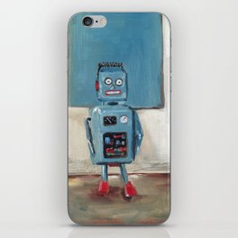 Color Match Bot iPhone Skin