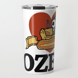 I love Dozer Travel Mug