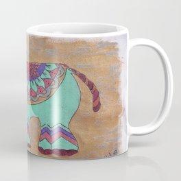 Bohemian Elephant Coffee Mug
