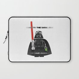 come to the dark side we have cookies Laptop Sleeve