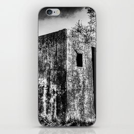 The Ghost Bunker iPhone Skin
