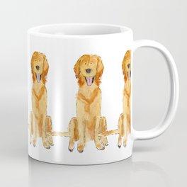 Golden Retriver Coffee Mug