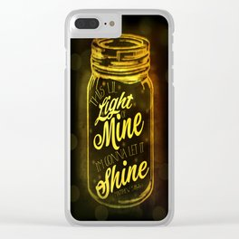 This Lil Light Clear iPhone Case
