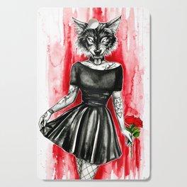 Follow me...darling Cutting Board