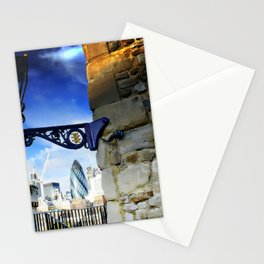 London InFocus Collection X Stationery Cards