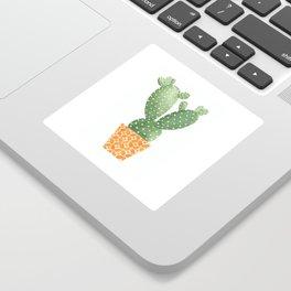 Cactus Best Friends - Prickly Pear Sticker