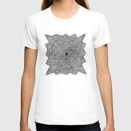 Cracked Glass T-shirt