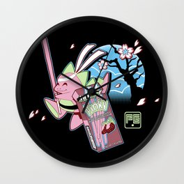 PG Spring Wall Clock