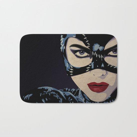 Catwoman Bath Mat