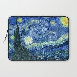 Vincent van Gogh Starry Night 1889 Laptop Sleeve