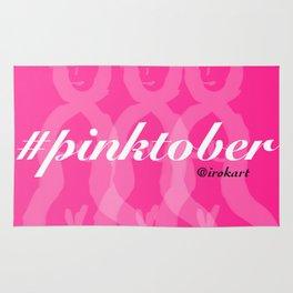 Pinktober Rug