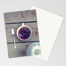 Morning Perk Stationery Cards