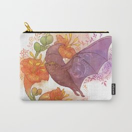 Pollinator Animals- Bat Carry-All Pouch
