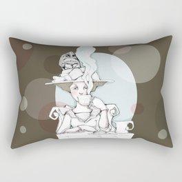 Alistair Peek Rectangular Pillow