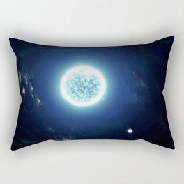A distant Solar System Rectangular Pillow