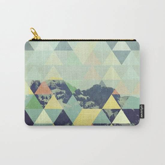 Triangle Mountain II Carry-All Pouch