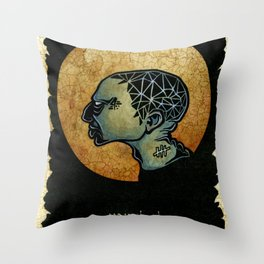 They Do Not Exist Throw Pillow