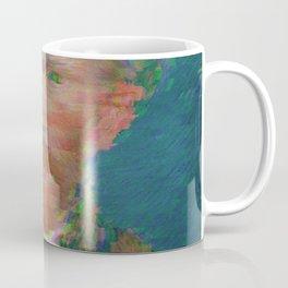 Gliteched Van Gogh Coffee Mug