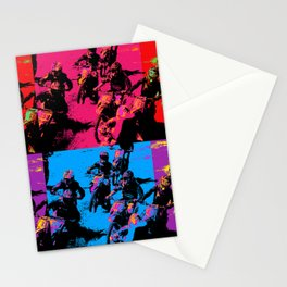 Race Mania Motocross Racers Stationery Cards