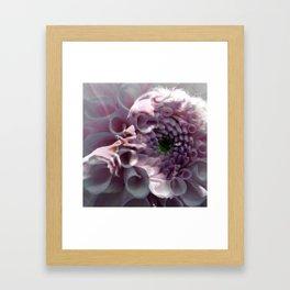 Perfect Smoke Framed Art Print