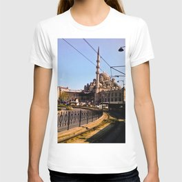 The last mosque. T-shirt