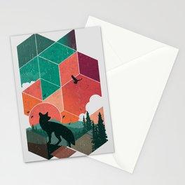 Natural Habitat Stationery Cards