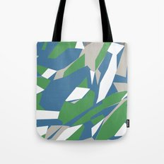 Hastings Zoom Green Tote Bag