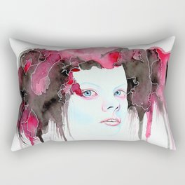 Frazzled Rectangular Pillow