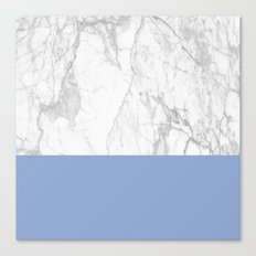 Serenity Marble Canvas Print