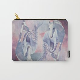Falling Cloud Carry-All Pouch
