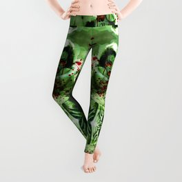 Glamour And Gore Leggings