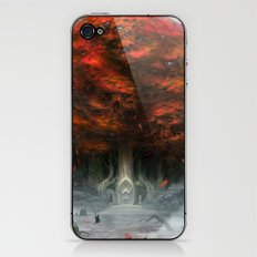 Tree of Duality iPhone & iPod Skin