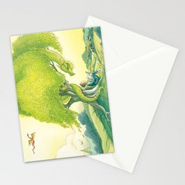 Tolkien And His Dragons Stationery Cards