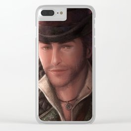 Jacob Frye Clear iPhone Case