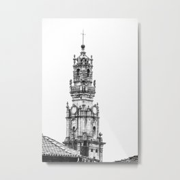 clockwise Metal Print