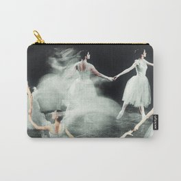 Ghost Dance, Vintage Ballet Carry-All Pouch