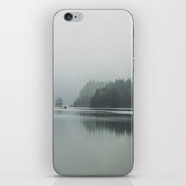 Fog - Landscape Photography iPhone Skin