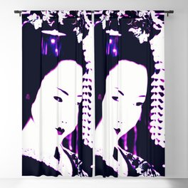 Geisha by 'Chole Blackout Curtain