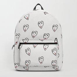 Heartface Backpack