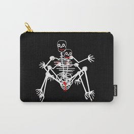 Sex Skeleton Carry-All Pouch
