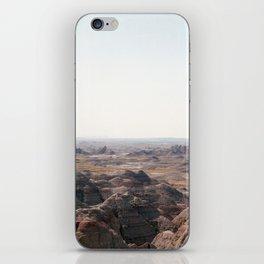 THE BADLANDS iPhone Skin